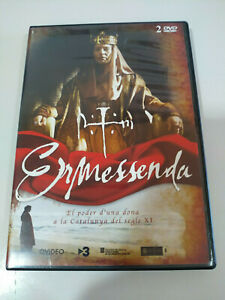 Ermessenda-Mini-Serie-Completa-2-x-DVD-Catalan-Ingles-3T