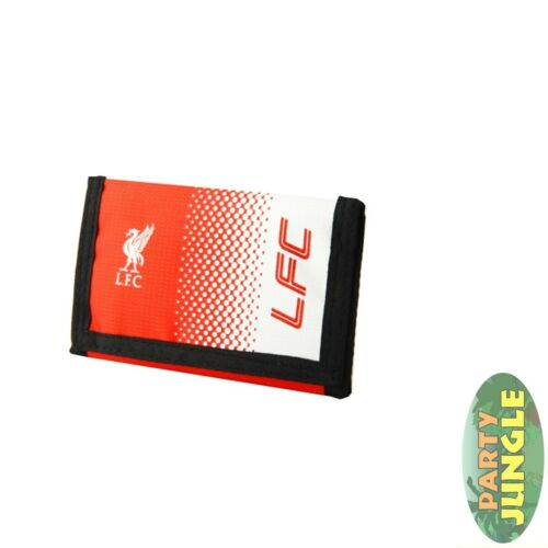 Liverpool Fade Wallet Official Licensed CFT Football Cadeau Fantaisie Accessoire