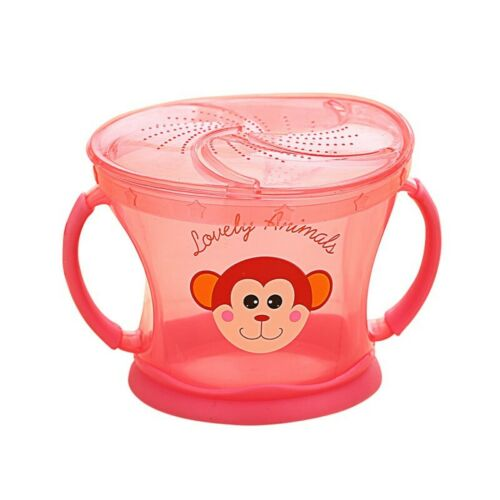 Baby Food Pot Cup Weaning Travel Food Snack Keeper Storage Container BPA Free