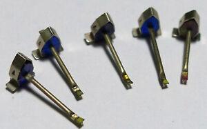 5-Stueck-5-pieces-PHILIPS-GP-301-kurze-Form