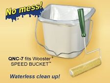 5 Quickn'Clean QNC-7 Disposable Paint Bucket Liners for Wooster® SPEED BUCKET™