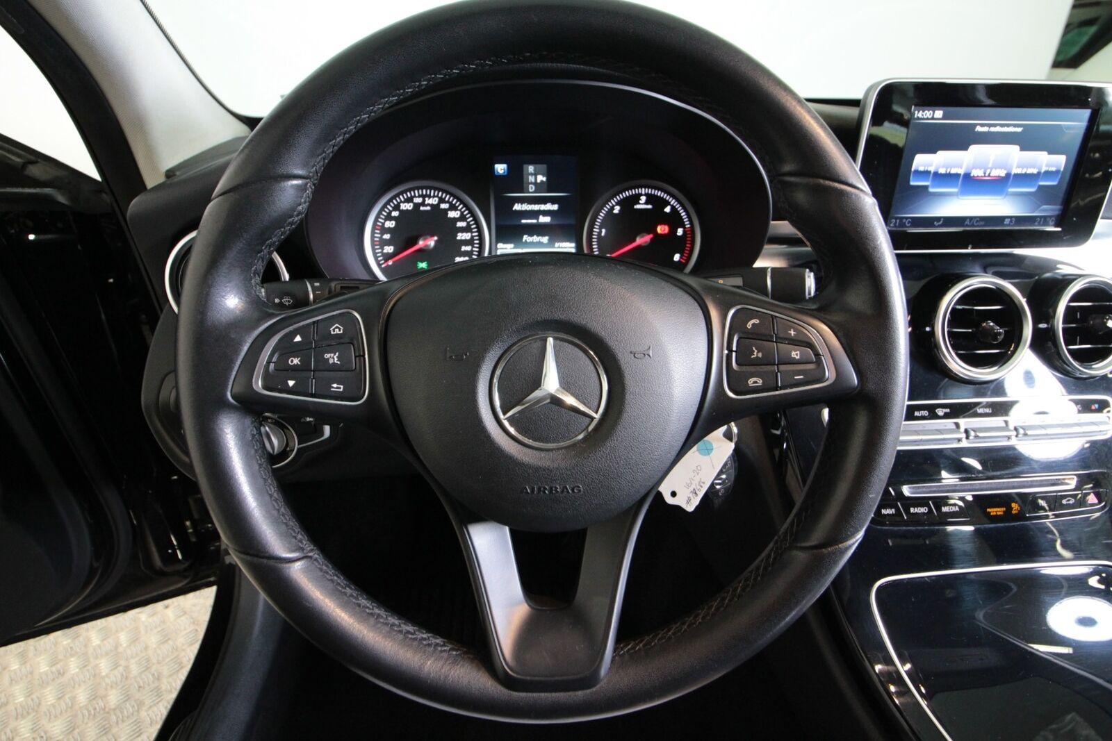 Mercedes C200 d Avantgarde stc. aut.