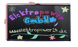 LED-Schreibtafel-Licht-Tafel-Werbetafel-Beleuchtung-Writing-Board-100x60x1-2cm