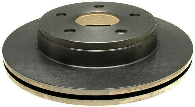 Disc Brake Rotor-Non-Coated Front ACDelco Advantage 18A1324A
