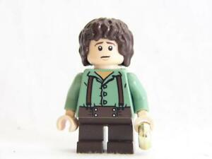 The Lord Of The Rings Lego® From 9469 Set NEW Frodo Baggins Minifigure