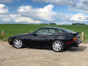 Rare  mint  1989 Porsche 944 Turbo S