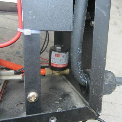 1Pc VZ1.5 DC24V Welding Machine Electromagnetic Valve Argon Arc Universal