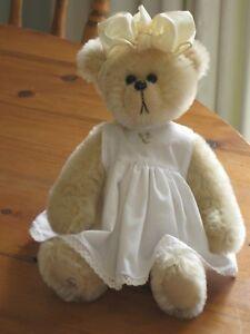 Collectable-Handmade-Mohair-Bear-by-Shaz