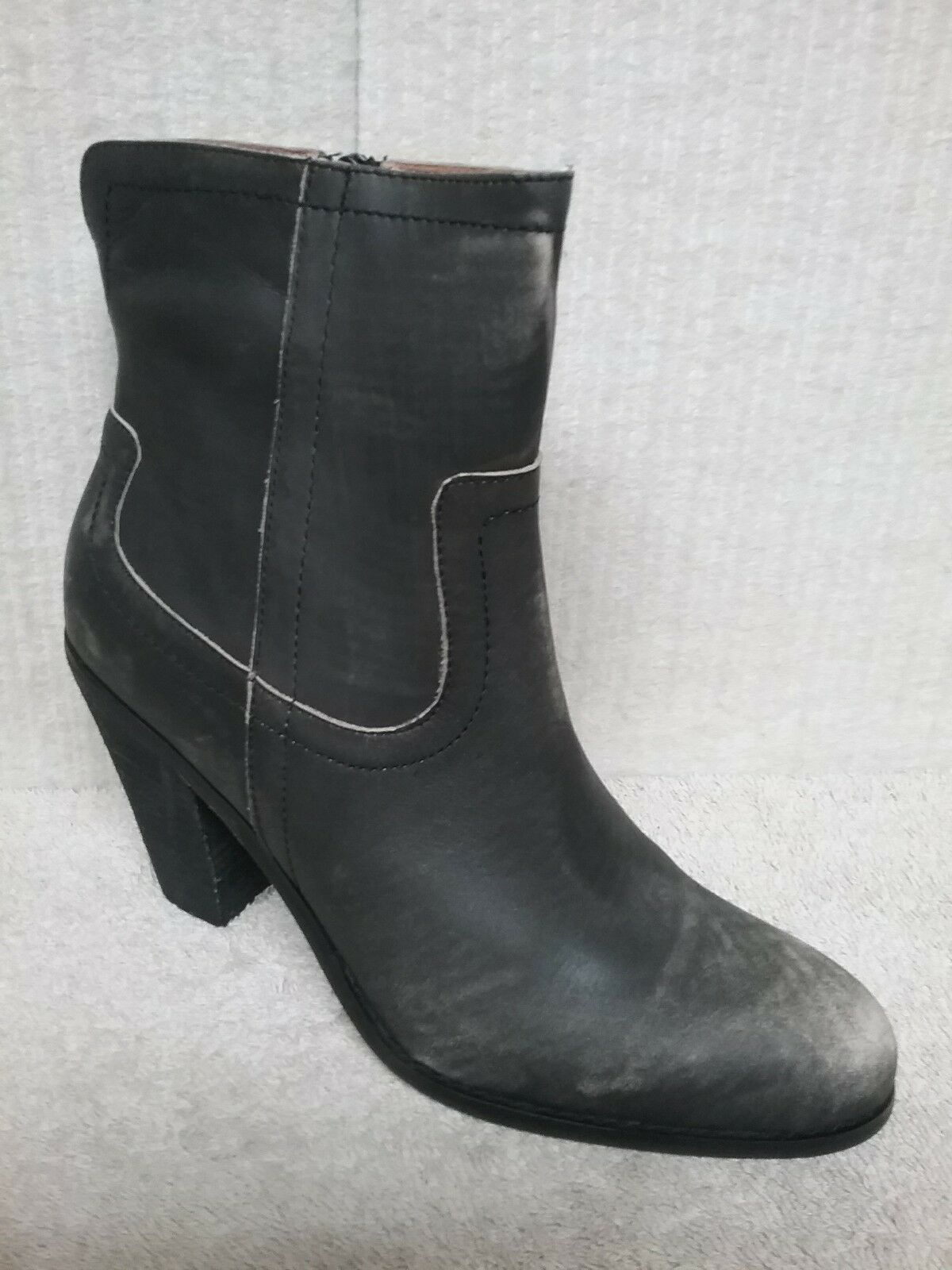 CORSO COMO - HARVERST - Women's Ankle Boots Heels - Distressed Leather - Size 8