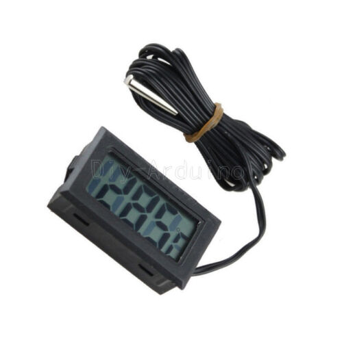 TPM-10 T110  Digital Thermometer Temperature Meter with 2m Probe 50°C to 70°C