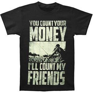 MEMPHIS-MAY-FIRE-Richer-T-shirt-NEW-XXLARGE-ONLY