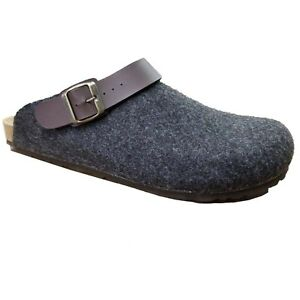 Bayton-Noma-Men-039-s-Slippers-Brown-11