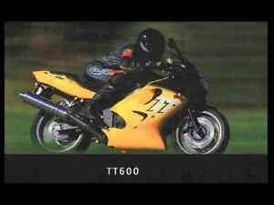 triumph speed four tt600 4 workshop manual for tt 600 motorcycle rh ebay co uk triumph speed four 2003 manual triumph speed four 2003 manual