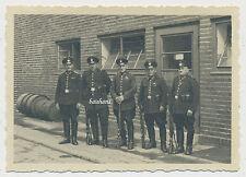 Foto Polizei mit Karabiner 2.WK (9694)