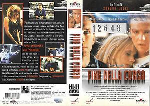 FINE-DELLA-CORSA-1997-vhs-ex-noleggio