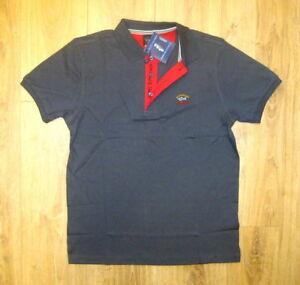 NEU-Herren-Poloshirt-Paul-amp-Shark-Gr-3XL