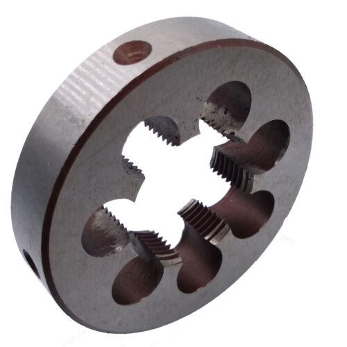 US Stock HSS 30mm x 1.5 Metric Die Right Hand Thread M30 x 1.5mm Pitch