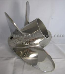 Details about Mercury Trophy Plus Propeller 13 3/4 x 19