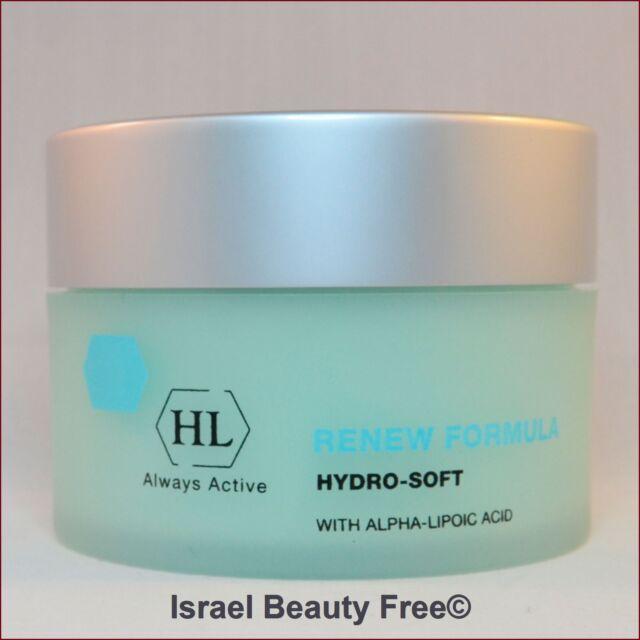 Holy Land Renew Formula Hydro-Soft Moisturizer with Alpha - Lipoic acid 250 ml