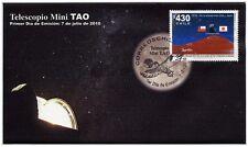 Chile 2010 FDC - Astronomy Mini Tao - Highest Telescope in the world