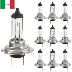 10X-Bright-H7-Bulbs-499-Lampadina-faro-alogeno-per-auto-12V-55W-2-pin-477-IT