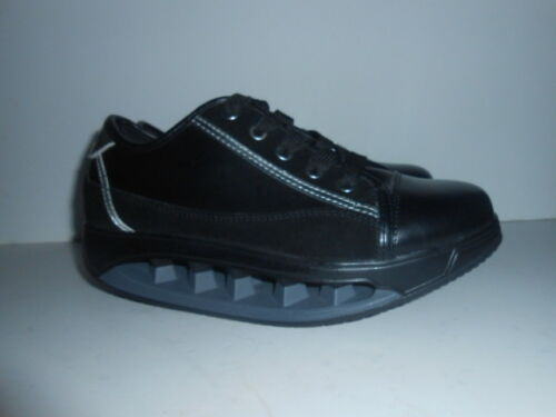 36 zecca Eu Scholl FitnessUk 5 stringate Starlit ginnastica Scarpe di da Lace 3 Black Nuovo k8nwO0P