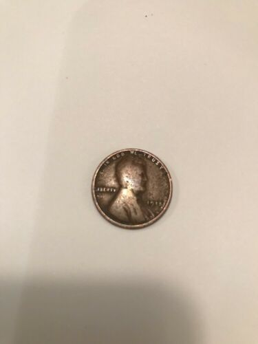 1915 P LINCOLN WHEAT CENT Penny Decent Condition Low Grade