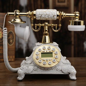 Image Is Loading Retro Vintage Telephone Antique European Style Corded Home