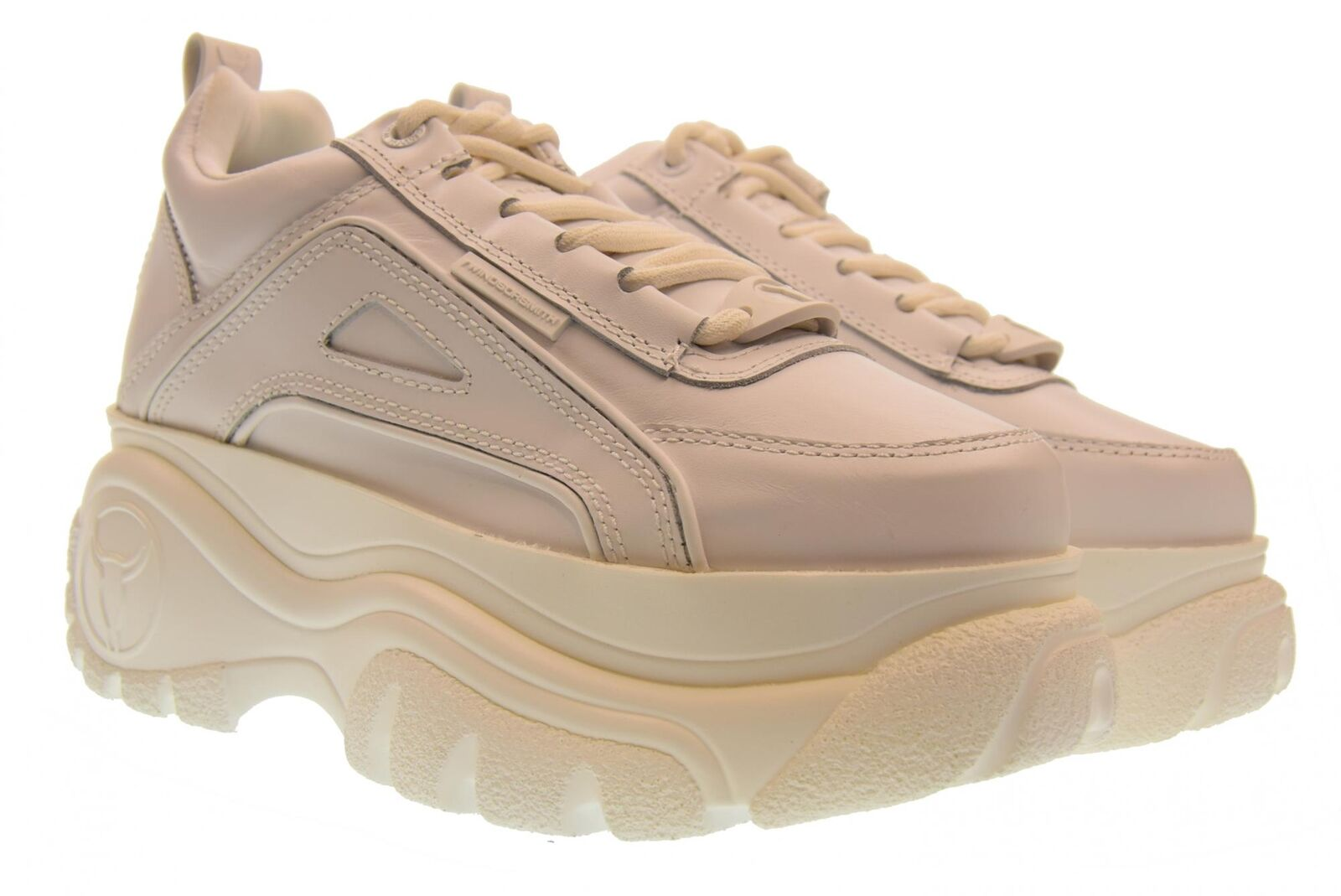 Windsor Smith A18us sneakers woman shoes with LUPE BIANCO platform