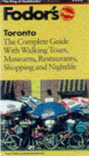Toronto 2004 : The Complete Guide with Walking Tours, Museums,...  (ExLib)