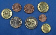 KMS Kursmünzensatz Malta Euro 2008