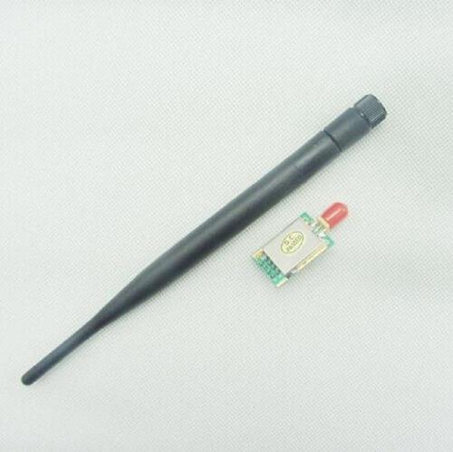 2pcs NRF24L01+PA+LNA Wireless Module NRF24L01P with Antenna 1000 Meters Distance