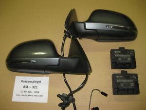 AUDI-Q3-8u-Espejo-Exterior-Gris-Electrico-Plegable-IZQUIERDA-DERECHA-asl321