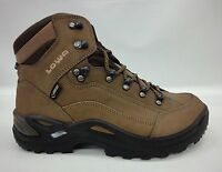 Lowa Womens Renegade Gtx Mid Boots 320945 4655 Taupe/sepia Size 9.5