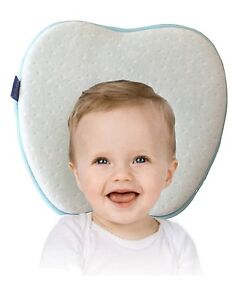 Almohada-Bebe-para-Plagiocefalia-Evita-la-Cabeza-Plana-Cojin-Recien-Nacido-NUEVO