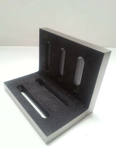 Set di precisione 115 x 89 x 75 mm A Fessura Angolo Piastre-lo stress alleviato