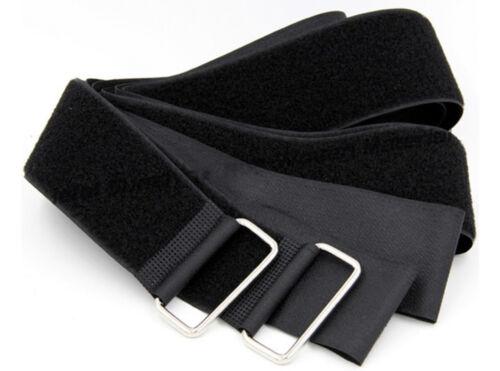 20 Velcro Fascette per cavi 20x200 mm Fascetta nastro di velcro fascette per cavi con gancio di metallo
