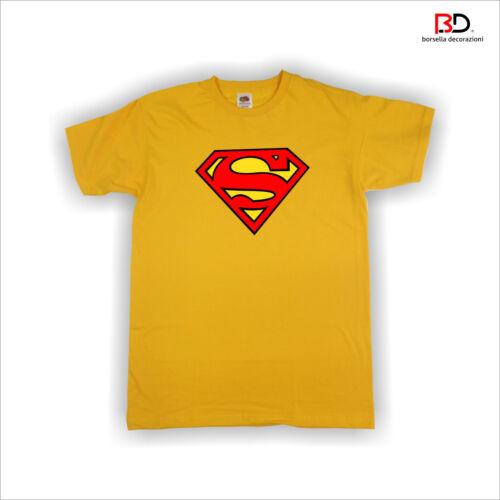"""T-SHIRT /"""" SUPERMAN LOGO /"""" Man Woman"""
