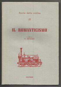 156) GIUSEPPE PETRONIO IL ROMANTICISMO - Italia - 156) GIUSEPPE PETRONIO IL ROMANTICISMO - Italia