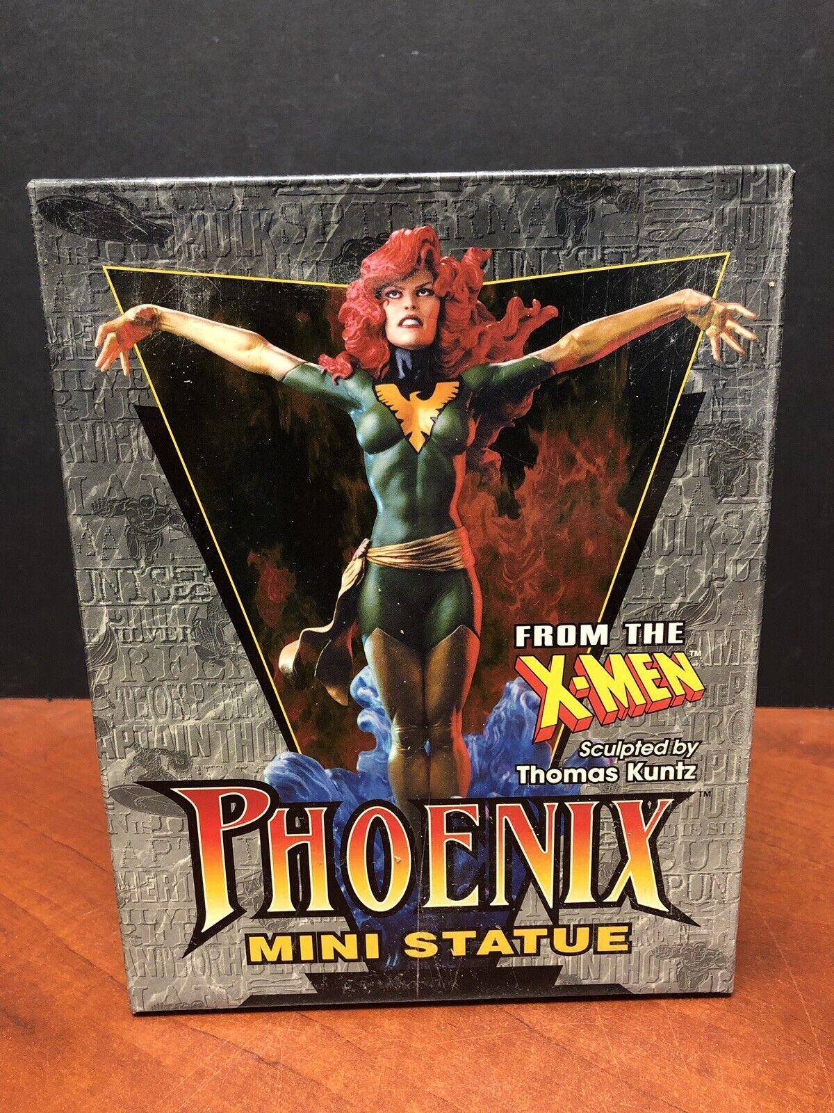 Bowen Designs Marvel X-Men Phoenix Mini Statue TAMP0261