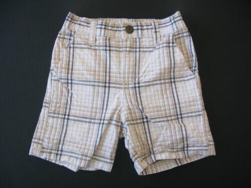 Vintage Gymboree baby boys tropical plaid summer spring vacation shorts 12-18 mo
