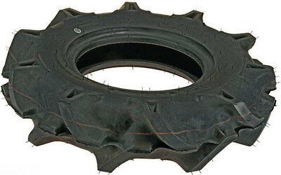 2 neue AS Reifen f Balkenmäher Einachser Motorhacken 3.50-5 4PR