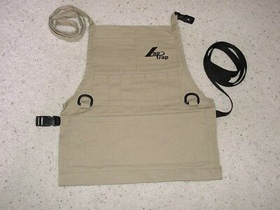 Orvis Lap Trap FLY TYING VEST materials apron fly fishing tool crafts