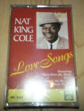 Nat King Cole - Love Songs 1992 Cassette - SEALED