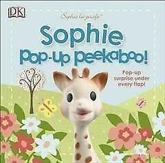 Sophie Pop-up Peekaboo!, Hardcover by Dorling Kindersley, Inc., Brand New, Fr...