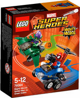 LEGO Super Heroes 76064 Spider-Man vs Green Goblin Marvel Mighty Micros Serie 1