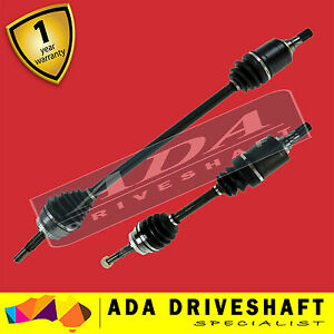 BRAND-NEW-CV-JOINT-DRIVE-SHAFT-Nissan-Pulsar-N15-1-6Litre-PAIR