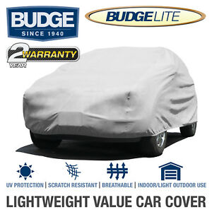 """Budge Lite SUV Cover Fits Small SUVs up to 13'5"""" Long   UV Protect   Breathable"""