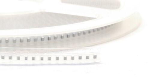 100 x 120pF 0.12nF 0805 5/% 50V C0G SMD Kondensatoren// SMT Ceramic Capacitors