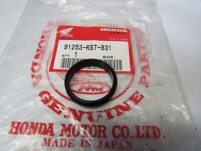 NOS Genuine 85-91 HONDA DUST SEAL 27x31.8x5 ATC250 TRX250 CB80 OEM 91253-HA2-005